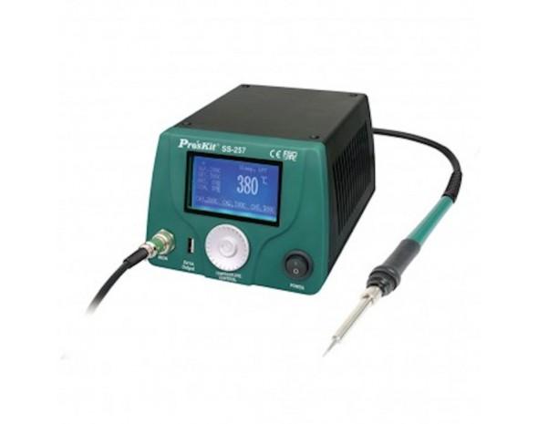 Цифровая паяльная станция ProsKit SS-257B