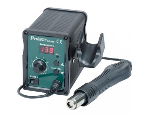 Термовоздушная цифровая паяльная станция ProsKit SS-969B