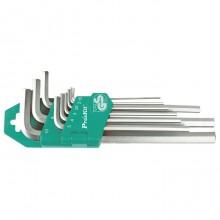 Набор раскладных шестигранных ключей ProsKit HW-129