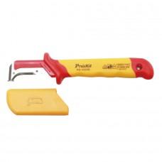 Нож для зачистки кабеля ProsKit PD-V003D
