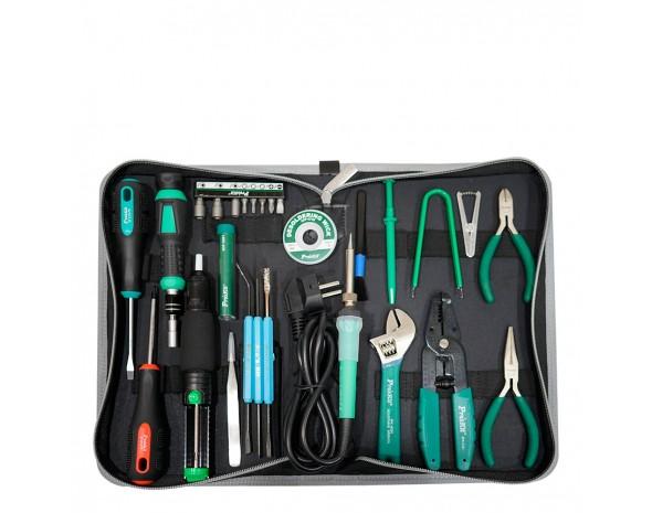 Набор инструментов для обслуживания ПК Pro'sKit PK-810B