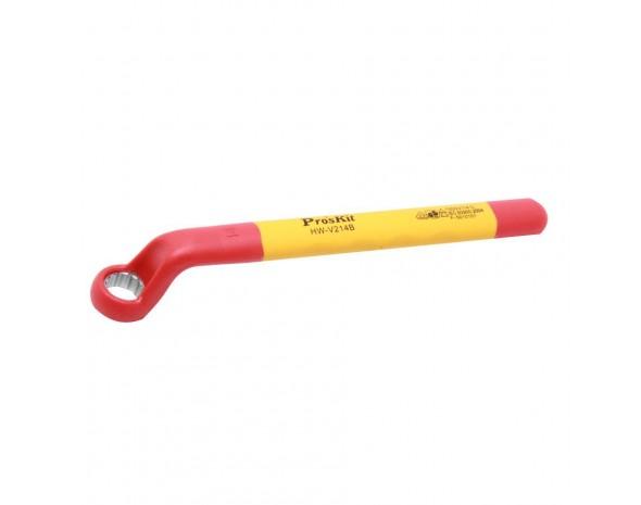Накидной гаечный ключ Proskit  HW-V214B (1000В)