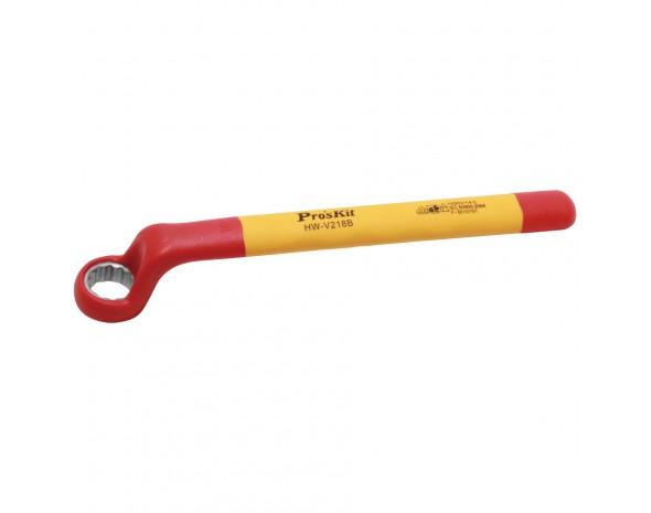 Накидной гаечный ключ Proskit  HW-V218B (1000В)