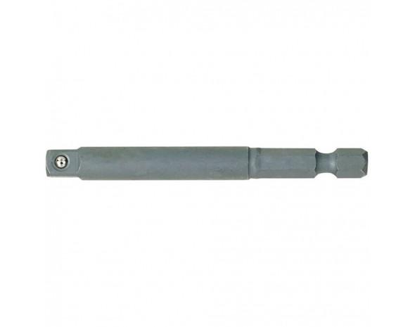 """1/4"""" магнитный адаптер для дрели для торцевых головок, 65 мм"""