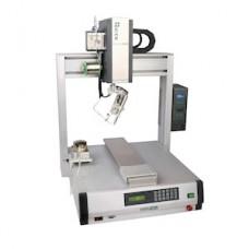 Паяльный робот (автоматическая паяльная станция) Quick 9434SF (с обратной связью в сервомоторах)