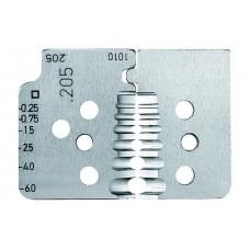 Комплект специальных ножей № 205