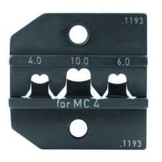 Опрессовочная плашка 12.1193