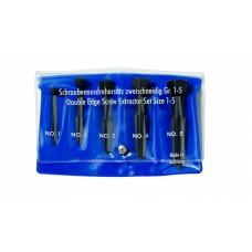 Набор экстракторов для извлечения винтов Rennsteig RE-4719003