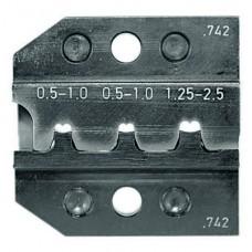 Опрессовочная плашка 12.742