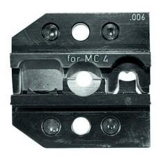 Опрессовочная плашка PEW12 CSC MC4 6 мм²