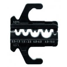 Multicrimp опрессовочная плашка 1071 в футляре