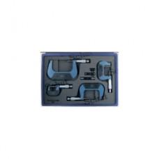 Набор гладких микрометров 0 -100/0,01 мм 906.056 Filetta