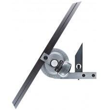Нониусный угломер Filetta (диапазон измерений: 4 x 90°, цена деления: 5') 906.502