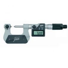 Микрометр гладкий для измерения резьбы 0-25мм/0.004мм 909.889 SCHUT