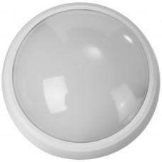 """Светильник STAYER """"PROFI"""" PROLight светодиодный, влагозащищенный IP65, пластиковый корпус, PC, влагозащищенный, круг, белый, 4000К, 7(60Вт)"""