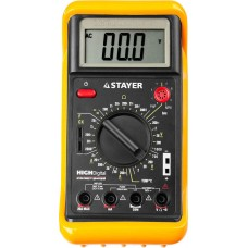 "Мультиметр STAYER ""EXPERT"" HIGHDigital цифровой"