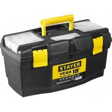 """Ящик для инструмента """"VEGA-19"""" пластиковый, STAYER"""