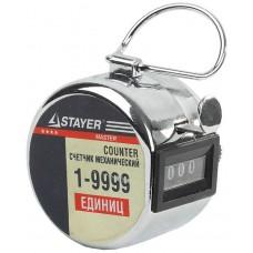 """Счетчик STAYER """"PROFI"""" механический, 1-9999"""