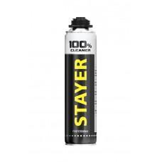100% CLEANER очиститель монтажной пены, 500мл, STAYER