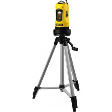 STAYER SLL-1 нивелир лазерный, 10м, точн. +/-0,5 мм/м, штатив, кейс