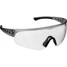 STAYER HERCULES Прозрачные, очки защитные открытого типа, мягкие двухкомпонентные дужки.