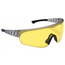 Очки STAYER защитные, поликарбонатные желтые линзы