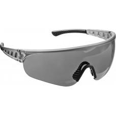 STAYER HERCULES Серые, очки защитные открытого типа, мягкие двухкомпонентные дужки.