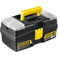 """Ящик для инструмента """"VEGA-12"""" пластиковый, STAYER"""