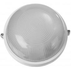 """Светильник STAYER """"MASTER"""" STARLight светодиодный, влагозащищенный IP54, алюм. корпус, стекло, круг, белый, 4000К, 6(50Вт)"""