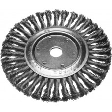 STAYER 200 мм, щетка дисковая для УШМ 35190-200