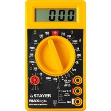 """Мультиметр STAYER """"MASTER"""" MAXDigital цифровой"""