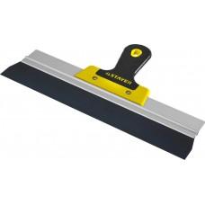 ProFlat фасадный шпатель анодированный 350 мм, 2к ручка, STAYER