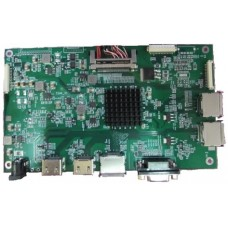 Комплектующие TechStar TS4K-P550QVF06.0