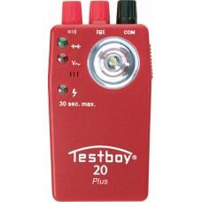 Прибор для измерения целостности цепи Testboy 20 Plus