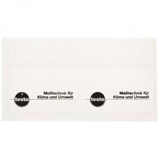 Самоклеющиеся конверты Testo для распечатки штрих-кодов, 50 шт