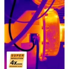 Технология Testo SuperResolution/дооснащение для тепловизоров Testo