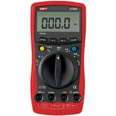 Мультиметр с автоматическим выбором диапазона измерений UNI-T UT60A