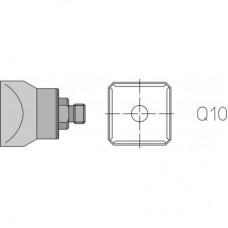 Насадка Weller Q10 для пайки горячим воздухом