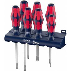 Набор из 7 отвёрток Kraftform Plus Lasertip с подставкой, Red Bull Racing
