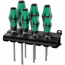 367/7 TORX® HF Kraftform Plus Набор отверток с фиксирующей функцией + подставка, 7 предметов