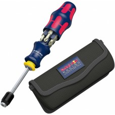 Компактные инструменты : Kraftform Kompakt 20 в сумке, 7 предметов, Red Bull Racing