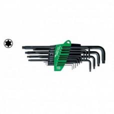 Набор штифтовых ключей TORX, в держателе ProStar, (13 предметов), серия SB 366 SZ13 Wiha 24852