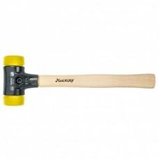 Молоток Safety, желтый 60x400 мм Wiha 26643