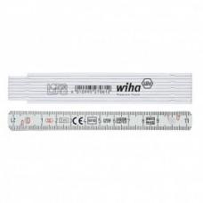 Складной метр Longlife, 1 м (метрич., 10 звен.), серия 4101000 Wiha 27061