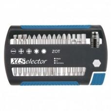 Набор бит XLSelector Torsion/Standard смешанный 31 шт. Wiha 29415