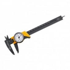 Штангенциркуль dialMax ESD, часовой, точн. 0.1мм, серия 4112108 Wiha 31439