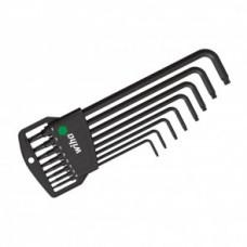 Набор штифтовых ключей TORX со сферической головкой, в держателе Classic, (8 предметов), серия SB 366BE H8 Wiha 32395