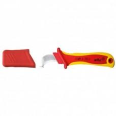 Нож для снятия оболочки с круглых кабелей 200 мм Wiha 36053