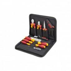 Набор инструмента Professional VDE (12 предметов), серия 9300-025 Wiha 36389