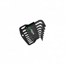 Набор штифтовых ключей TORX Tamper Resistant в держателе, Н8, 8 предметов Wiha 36462